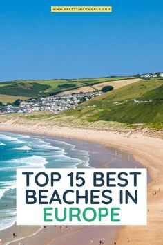 Best Beaches in Europe to Visit | beaches in europe bucket lists, europe beaches, best european beaches, best beaches europe, most beautiful beaches in europe, beautiful beaches europe #europe #traveldestination #traveltips #bucketlisttravel #amazingdestinations #travelideas #traveltheworld #travelguides Travel Around Europe, Europe Travel Guide, Europe Destinations, Europe Europe, Travel Guides, Travel Plan, France Travel, Best Beaches In Europe, Beaches In The World
