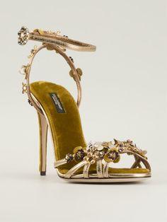 DOLCE & GABBANA 'Bellucci' sandals