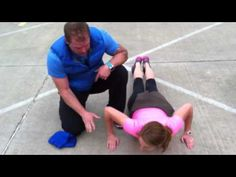 Kelly Starrett, the Mobility WOD guy, talking about pushup form and energy leaks