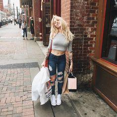 "17.8 mil Me gusta, 43 comentarios - Alysha Nett (@alyshanett) en Instagram: ""Yesterday was a very successful shopping day here in Nashville!"""