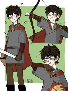 merlin as a mighty knight