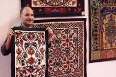 Applique Quilts made by Cairo Tentmakers 4