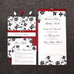 beautifully embellished wedding stationery nz