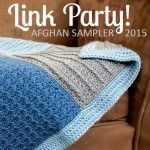 It's the 2015 Afghan Sampler! Crochet two squares per month and have a finished blanket in one year.   The afghan will be comprised of t...