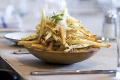 Parmesan Truffle Fries - Iain Bagwell/Photolibrary/Getty Images