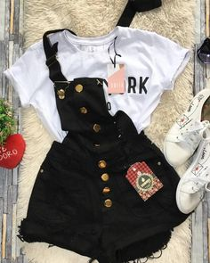 Summer Camp Outfits For Women + Summer Camp Outfits - Trend Camping Outfits 2020 Cute Lazy Outfits, Cute Swag Outfits, Retro Outfits, Girly Outfits, Stylish Outfits, Camp Outfits, Girls Fashion Clothes, Teen Fashion Outfits, Outfits For Teens
