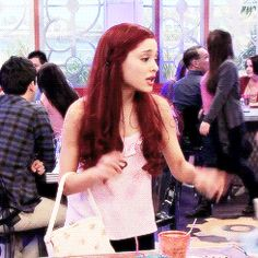 Cat Yours Truly, Cat Valentine, Sam E Cat, Victorious Cat, New Disney Shows, Ariana Grande Cat, Dark Red Hair, Old Disney, Icarly