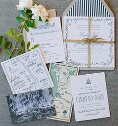 grafiker.de - 50 originelle und kreative Hochzeitseinladungen Teil 5