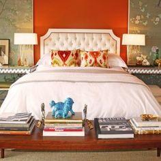 interior design orange county - 1000+ images about Bright Bedroom Having Orange heme on Pinterest ...