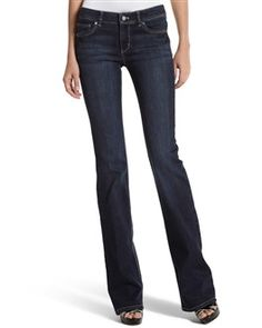 My MOST favorite jeans from White House Black Market...  They have an A+++++++ rating for cost/wear because they are part of my fall/winter uniform!!  And they keep looking great!!