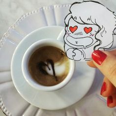 Un amore di caffè...