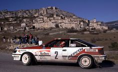 Rallye Automobile de Montecarlo - page 95 Monte Carlo, Toyota Celica Gt, Rallye Automobile, Peugeot, Rally Raid, Racing Wheel, Japanese Cars, Safari, Competition