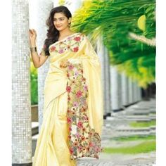 Oranges Boutique is one of the top designer boutiques in Kochi and offers a wide range of handpicked collection of designer Sarees, Kurtis, Salwars and Party wear Gowns tailored for every sense of style. Raw Silk Saree, Silk Sarees, Embroidery Saree, Kochi, Online Boutiques, Party Wear, Sari, Gowns, How To Wear