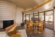 The Norman Lykes House in Phoenix. Photo: ARMLS/HomeSmart Arizona