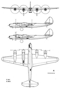 Piaggio P.50 II 3V