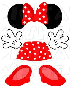 Mickey mouse body parts for state room disney cruise door instant . Mickey Minnie Mouse, Theme Mickey, Pink Minnie, Disney Mickey, Mickey Mouse Crafts, Disney Cruise Door, Pink Body, Mickey Mouse Birthday, Disney Crafts