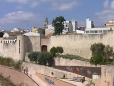 Antigua muralla. Gandia