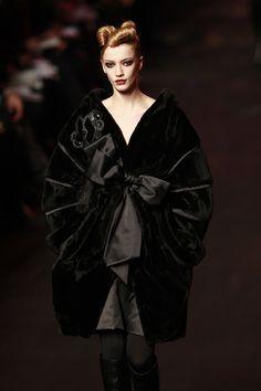Christian Lacroix Couture ~ fabulous coat/dress
