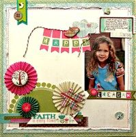 A Project by Heather Leopard from our Scrapbooking Gallery originally submitted 02/08/12 at 12:41 PM