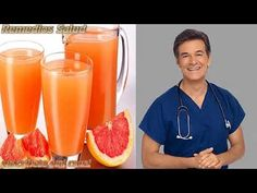Bebida del Dr. Oz para adelgazar. De seguro habrás leído acerca de muchas dietas para bajar de peso, pero ¿sabías que también puedes quemar grasa durante la noche mientras duermes? Entérate de esta revolucionaria y saludable bebida dada a conocer por el famoso Dr. Oz. Con esta receta que te mostraremos, podrás perder Dr Oz, Bebidas Detox, Juice, Health Fitness, Youtube, Dieta Paleo, Baking, Ideas, Shape