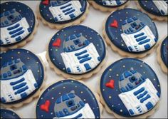 LOVE these. Beautiful detail. Everything a flooded cookie should be.