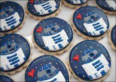 R2D2 Cookies - meu a