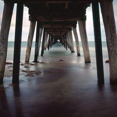 #ocean #film #pier