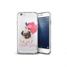 Női mopszos póló - Love you pug - Mopszos Cuccok Love You, My Love, Pugs, Samsung, Iphone, I Love You, Je T'aime, Te Amo, Pug Dogs