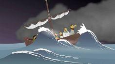 Wild Bible – Mark 4: 35-41 (CEV) Jesus calms the Storm on Vimeo