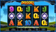 Microgaming's highly anticipated Dragonz slot with 243 ways to win is on its way and will be launched in its full glory with four unique Free Spin bonuses on 2nd November. Rival's new 3-line slot Ten Times Wins is on its way too and will be available for play across casinos on 31st October. Read more at http://www.casinocashjourney.com/blog/microgaming-rival-slots-launch/