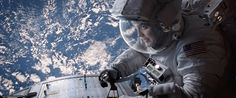 Gravity. 31/10/14. 20h50. Canal+