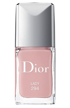 Women's Dior 'Vernis' Gel Shine & Long Wear Nail Lacquer - 294 Lady