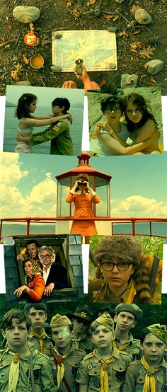 Dica de filme: Moonrise Kingdom