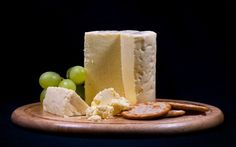 Wensleydale in North Yorkshire is the home of Wensleydale cheese, which is    thought to have been first made over half a century ago by French monks from    the Roquefort region who had setted in the area. It's a local tradition to    eat it with apple pie.