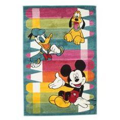 disney mickey mouse gardine vorhang kinderzimmer mickey. Black Bedroom Furniture Sets. Home Design Ideas