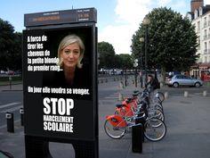 Une campagne choc qui détourne les politiques contre le harcèlement scolaire