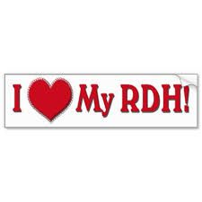 Blog #6 - Reasons to love your RDH