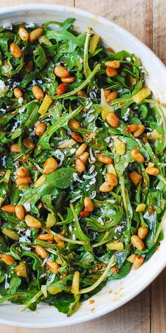 Easy Salads, Healthy Salads, Healthy Eating, Healthy Food, Vegetarian Recipes, Cooking Recipes, Healthy Recipes, Vegetarian Appetizers, Soup And Salad