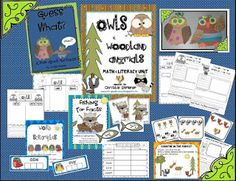 Kindergarten & First Grade Fever!: Search results for owls