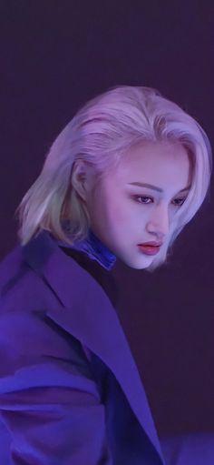 Aesthetic Videos, Kpop Aesthetic, K Pop, Kpop Girl Groups, Kpop Girls, Lee Si Yeon, Dreamcatcher Wallpaper, Rock Queen, Hair Reference
