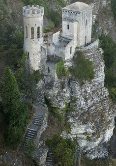 Pepoli Castle, Sicily, Italy