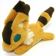 Beanbags+/+Otedama+-+W14cm+-+Fluffy+-+Kitsunerisu+/+Teto+-+Nausicaa+-+2012+(new)