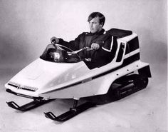 1971 Raider snowmobile.  Always had a soft spot for the Raider Twin-Track.