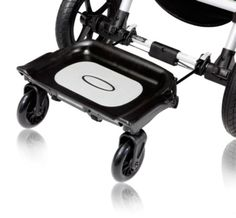 Glider Board for Baby Jogger (works with City Mini GT)