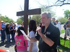 Stations of the Cross with Pastor Jimi Kestin