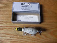 Little Sac Bait Co Douse Glass Eye Fishing Lure in Duck Color
