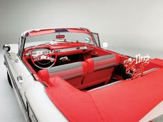 Read all about this fully tricked out, 1958 Chevy Impala, representing Rollerz Only Car Club, in this month's issue of Lowrider Magazine.