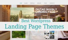 Best 857+ Wordpress Landing Page Themes
