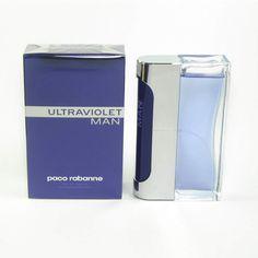 #perfume para hombre Ultraviolet de #PacoRabanne