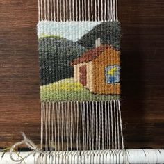 In a cabin, in a canyon.there were some flowers in jug. Card Weaving, Tablet Weaving, Weaving Art, Loom Weaving, Weaving Designs, Weaving Projects, Weaving Patterns, Tapestry Loom, Small Tapestry